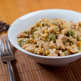 Chicken Fried Rice Tin